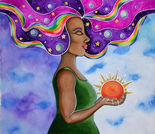 Meditacija «Da budut vse zhivye sushhestva schastlivy!»