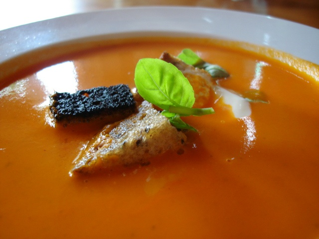 Как приготовить томатный рыбный суп
