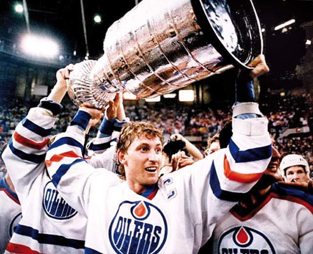 Десять самых результативных игроков НХЛ всех времен
