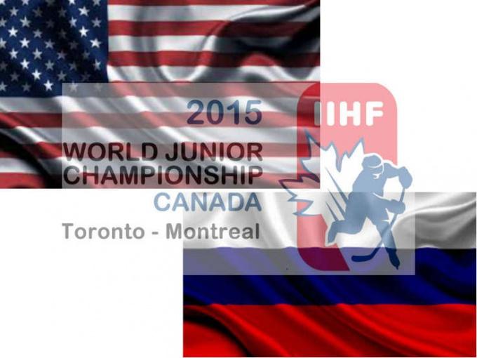 МЧМ-2015 по хоккею: как проходил четвертьфинал Россия - США