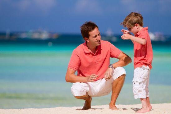 Как воспитать из сына достойного мужчину