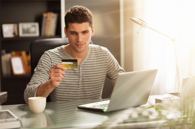 Как оплатить через Paypal