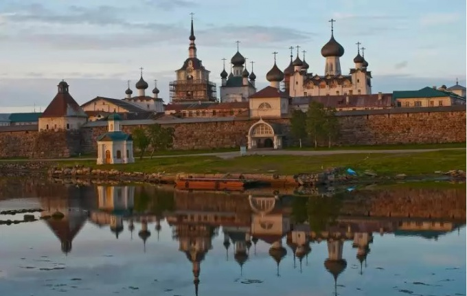 Attractions Solovki