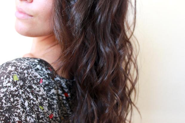 Как волосы сделать блестящими и шелковистыми