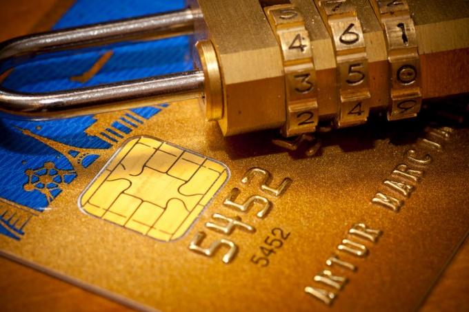 Защитить средства на карточки от воровства нетрудно