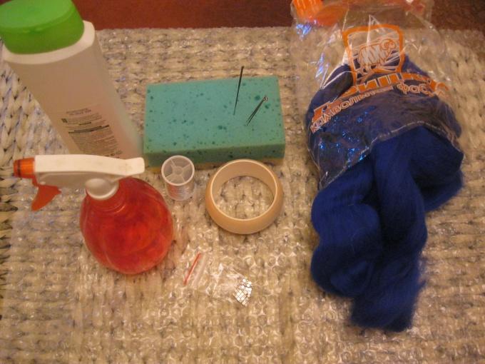 необходимые материалы для создания браслета