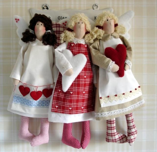Что такое Тильда и как появились эти куклы?