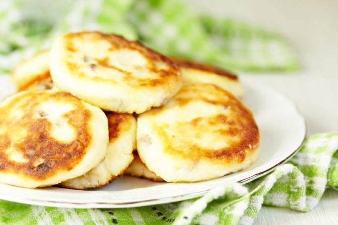 Секреты пышных вкусных сырников просты