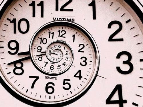 Определить время без часов