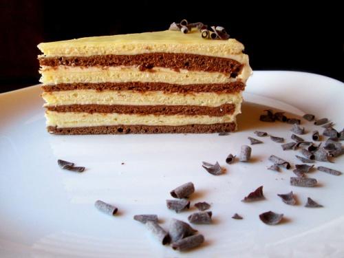 торт мишка на севере рецепт фото