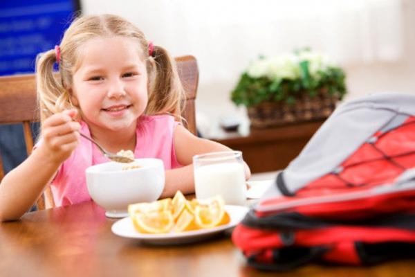 Как организовать питание школьника