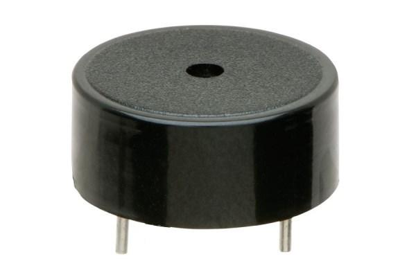 Connect the piezo buzzer to the Arduino