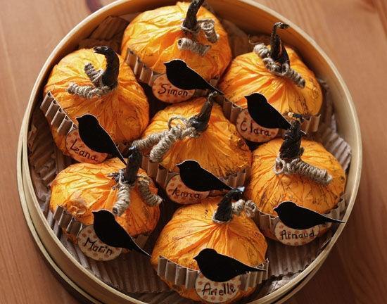 Бонбоньерка на Halloween