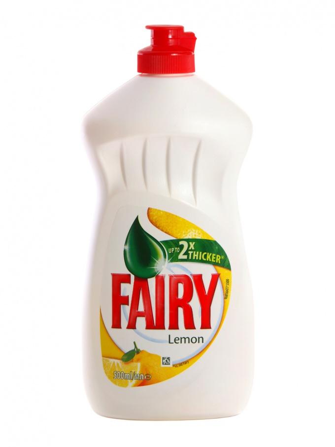 Fairy - разумный выбор для семейного бюджета