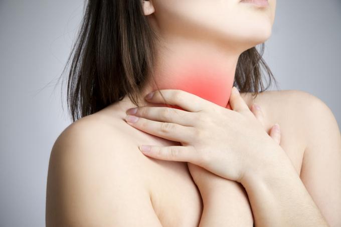 Боль в горле: возможные причины и лечение