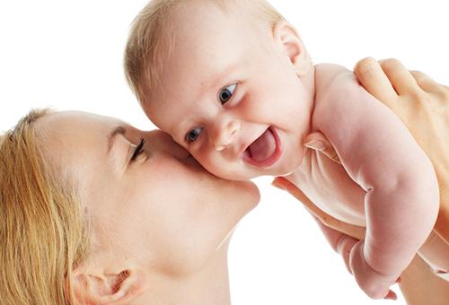 Как устранить колики у младенца