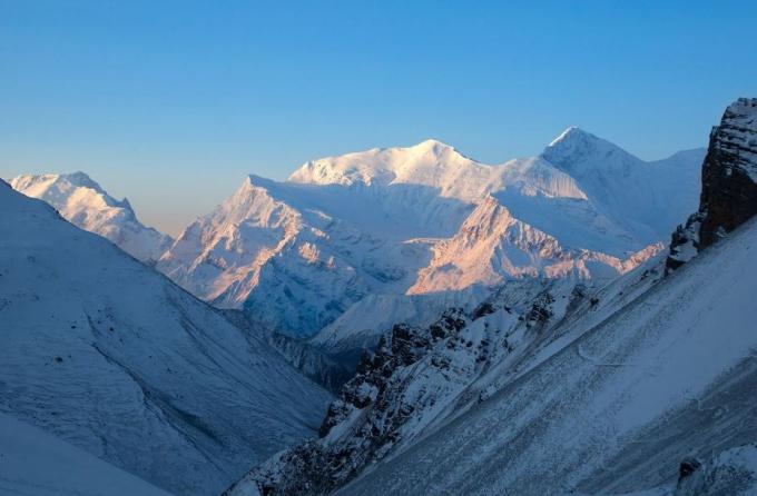 Nepal. The Himalayas