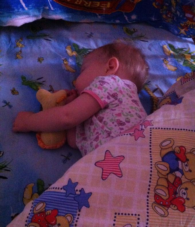 ребенок плохо спит