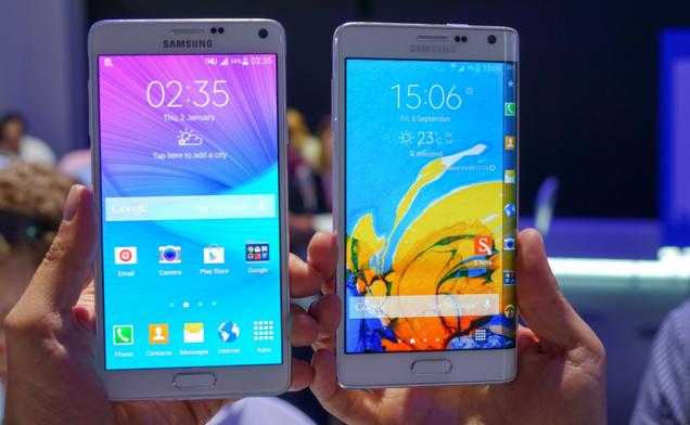 Samsung Galaxy Note 5 выгодно отличается от своих предшественников