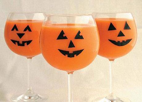Какие угощения можно сделать на Хэллоуин