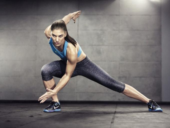 Попробуйте заставить себя похудеть, если нет силы воли