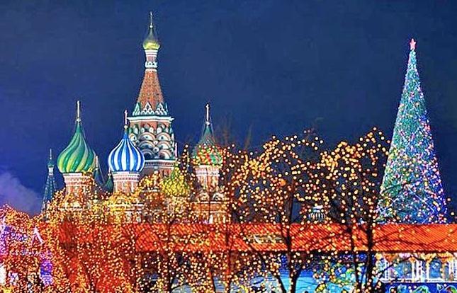 Куда стоит сходить в Москве на новогодние праздники