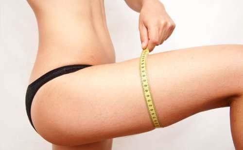 Как похудеть в бедрах, ягодицах и ногах