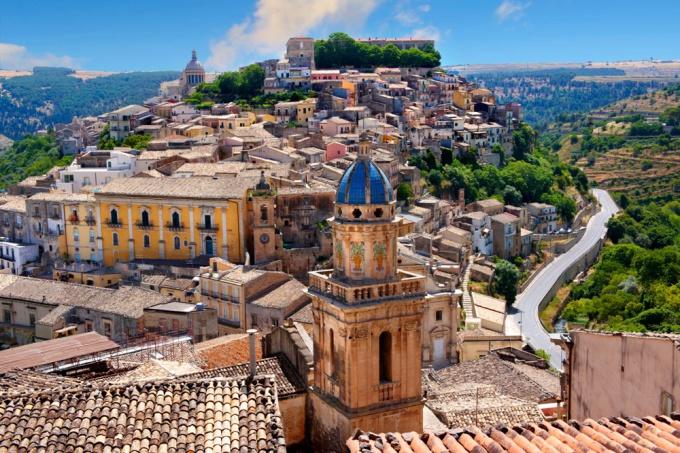 Путешествие на Сицилию