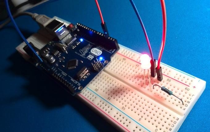 ШИМ + Arduino в действии