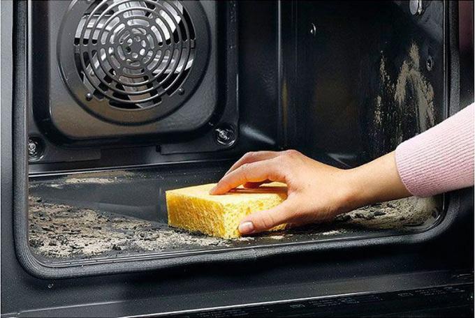 Как почистить печь в домашних условиях быстро и эффективно 253