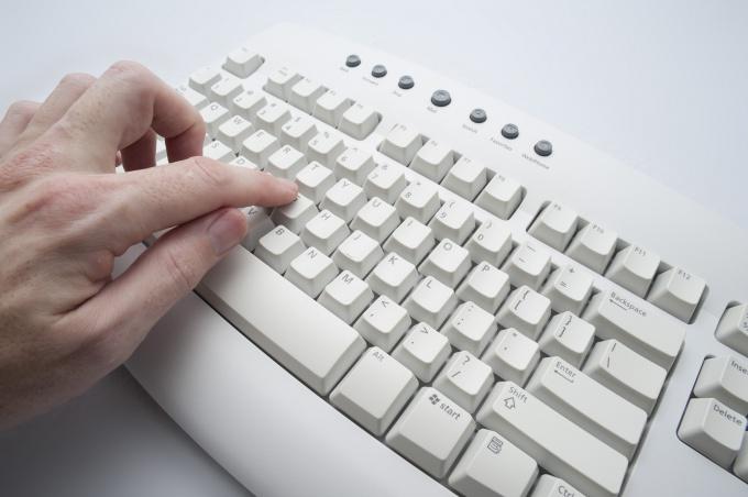 Как скопировать текст клавиатурой