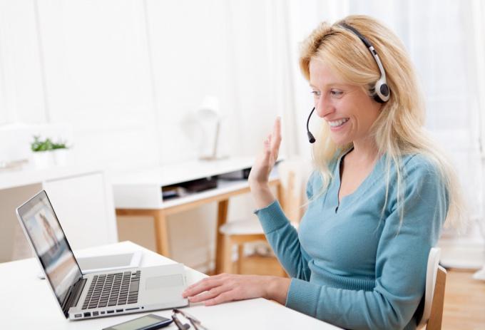 Как найти в Skype преподавателя английского языка