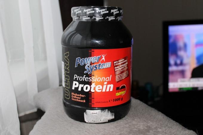 Протеин - мифы и реальность