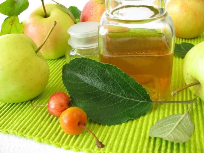 Как в домашних условиях сделать яблочный уксус