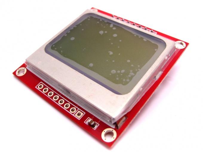 LCD дисплей для Nokia 5110
