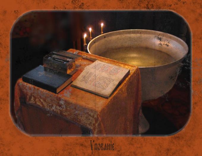Можно ли креститься в пост