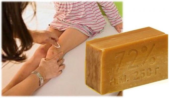 Секреты хозяйственного мыла