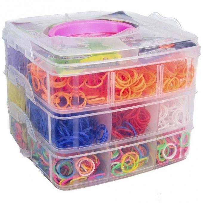 Резинки для плетения браслетов вред или польза