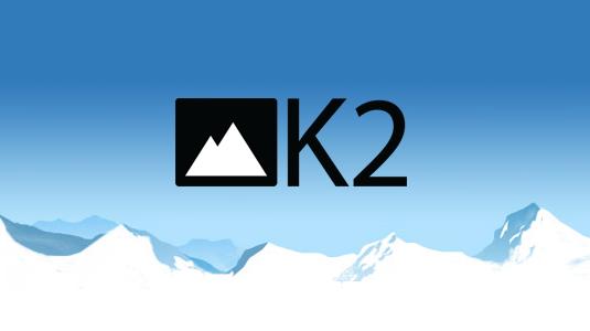 Логотип компонента K2