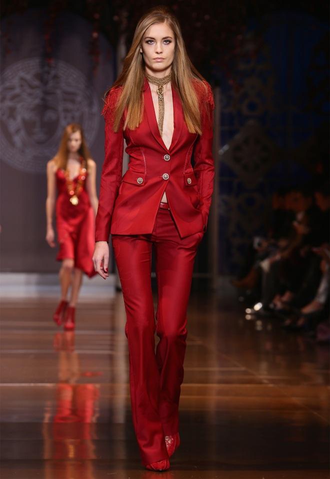 Модный цвет Марсала