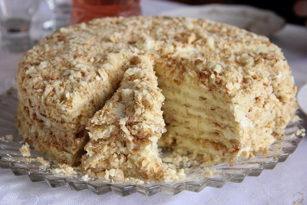 Легкий торт без выпечки в домашних условиях рецепт с фото