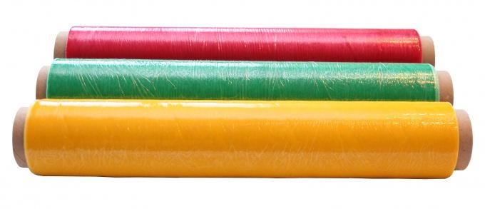Три цвета багажной пленки
