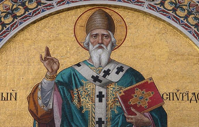 Краткое жизнеописание Святителя Спиридона Тримифунтского