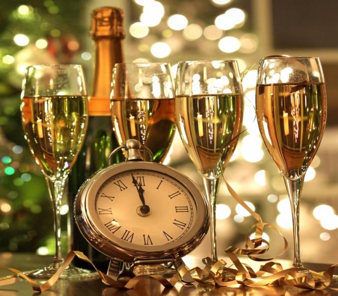 как провести новогоднюю ночь 2016