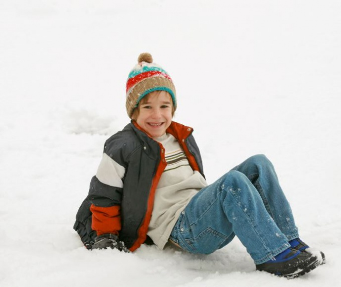 Вязание для детей зимние шапки, источник: dreamstime.com