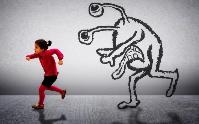 Как помочь ребенку побороть страх, источник: stockvault.net