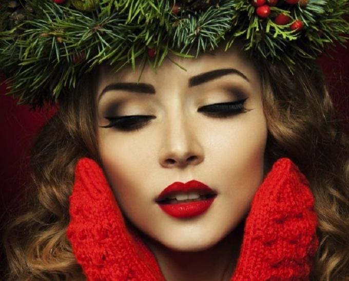 Русский макияж - 110 фото и пошаговые инструкции 17