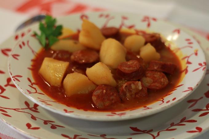 испанские рецепты с фото