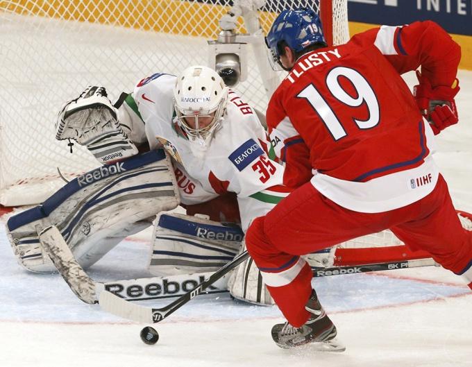 МЧМ - 2016: обзор матча Белоруссия - Чехия