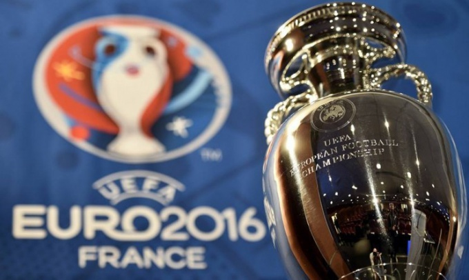 Which teams got to the EURO 2016